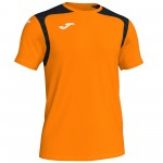Koszulka JOMA Champion V Orange - Black JR