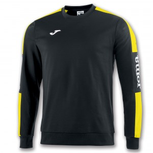 Bluza JOMA Champion IV Black/Yellow