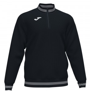 Bluza JOMA 1/2 Campus III Black / White