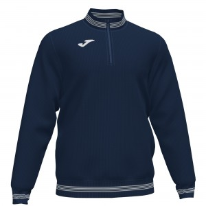Bluza JOMA 1/2 Campus III  Dark Navy / White