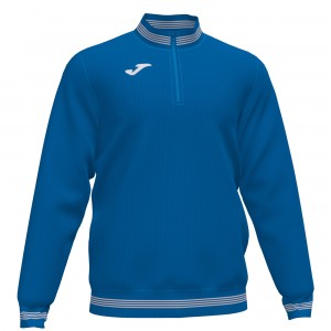 Bluza JOMA 1/2 Campus III  Royal / White