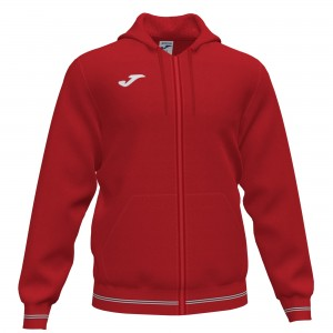 Bluza JOMA Campus III Cotton Red