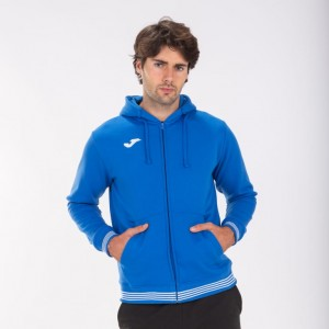 Bluza JOMA Campus III Cotton Royal
