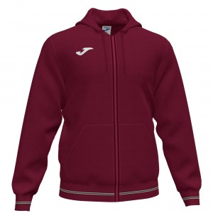 Bluza JOMA Campus III Cotton Burgundy