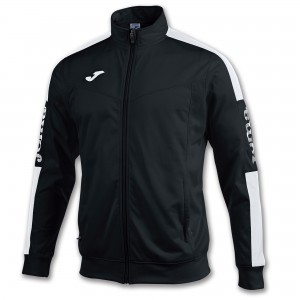 Bluza JOMA Champion IV Black/White