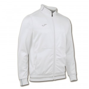 Bluza JOMA Campus II Man fleece white
