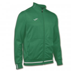 Bluza JOMA Campus II Man fleece green medium
