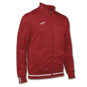 Bluza JOMA Campus II Man fleece red