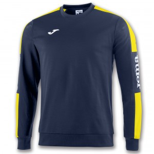 Bluza JOMA Champion IV Dark Navy/Yellow
