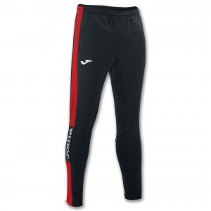 Spodnie JOMA Champion IV Black/Red