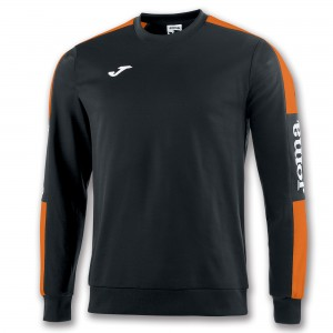 Bluza JOMA Champion IV Black/Orange