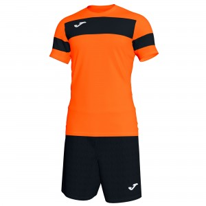 Set  Joma Academy II Orange - Black