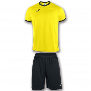Set  Joma Academy Yellow - Black
