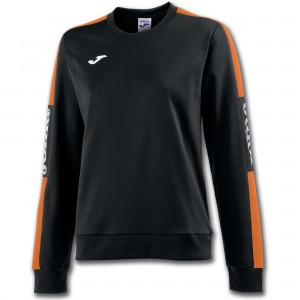 Bluza JOMA  Champion IV Woman Black - Orange