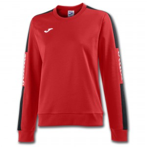 Bluza JOMA  Champion IV Woman Red - Black