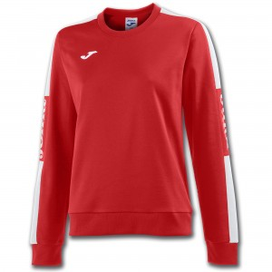 Bluza JOMA  Champion IV Woman Red - White