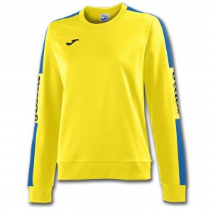 Bluza JOMA  Champion IV Woman Yallow - Royal