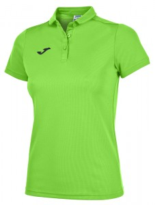 Bluzka JOMA Hobby Polo Woman Green Fluor