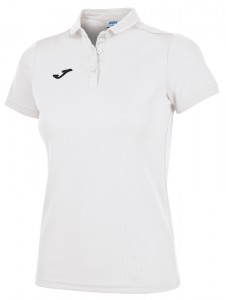 Bluzka JOMA Hobby Polo Woman White