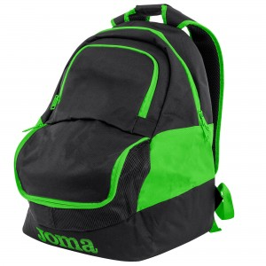 Plecak JOMA Diamon II Black-Green