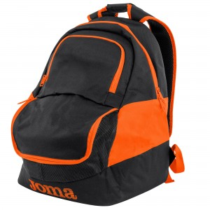 Plecak JOMA Diamon II Black-Orange