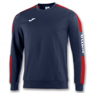 Bluza JOMA Champion IV Dark Navy/Red
