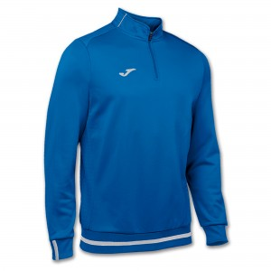 Bluza JOMA Campus II Man Sweatshirt royal