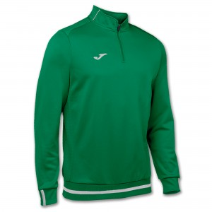 Bluza JOMA Campus II Man Sweatshirt green medium