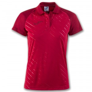 Bluzka JOMA Torneo II Polo Red